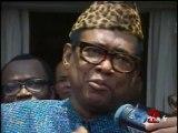 Zaïre Mobutu