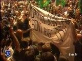 Les verts à Paris : meeting des verts