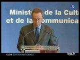 Discours de Renaud Donnedieu de Vabres sur la CFII