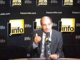 Eric Woerth, france-info, 26 10 2010
