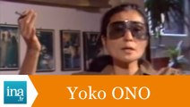 Yoko Ono raconte John Lennon - Archive INA