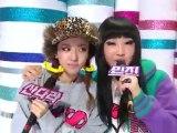 2NE1 DARA AND MINJI MC CUT