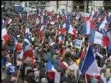 Manif FN 1er mai : extrait discours de Jean Marie le Pen