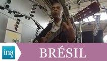 Le Brésil et Gilberto GIL à La Villette - Archive INA