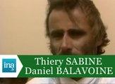 5 morts dans l'accident d'hélicoptère de Thierry Sabine et Daniel Balavoine - Archive INA