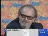 """Festival de Cannes / Jack Nicholson présente """" Mr Schmidt """""""