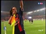 PSG / AUXERRE  finale coupe de France - Archive vidéo INA