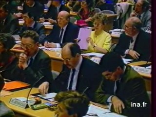 Réélection d'André Duroméa en 1989