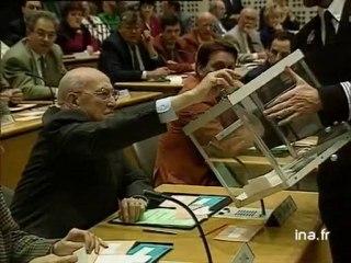 Élection de Daniel Colliard en 1994