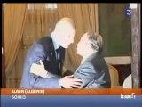 Zinedine Zidane décoré en Algérie
