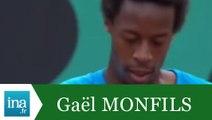 Roland Garros : Tsonga et Monfils qualifiés pour le 3e tour - Archive vidéo INA