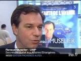 Elections régionales en PACA / présentation accord UMP UDF