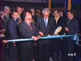 Inauguration et présentation du Palais des sports