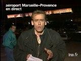 Direct de Marignane après le détournement d'un avion d'Air France