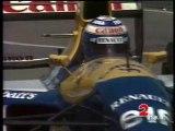 Michael Schumacher remporte le Grand Prix de Formule 1 d'Estoril - Archive INA