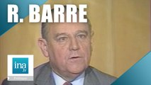 """Raymond Barre """"Je soutiens Jacques Chirac"""" 
