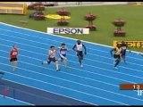 Athlétisme : Christophe Lemaitre, seul espoir du sprint français