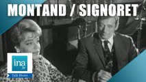 """Yves Montand et Simone Signoret : """"Compartiment tueurs"""" 