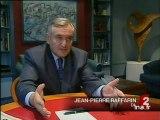 Les styles d'entrée en campagne de Jacques Chirac