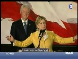Hillary Clinton se lance à l'assaut de la Maison Blanche