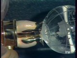 Epée en cristal de Jacques-Yves Cousteau