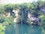 gite piscine aveyron l'oustal de saint juéry proche viaduc de millau causse du larzac abbaye de sylvanes