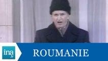 Roumanie: Nicolae Ceaușescu réélu pour la 6ème fois - Archive INA