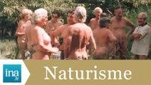 Une formule de vacances au lac d'Aydat : le naturisme - archive vidéo INA