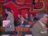 Raymond Forni, nouveau Président du Conseil régional de Franche Comté