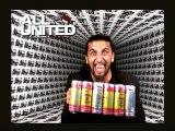 All United Drinks Espagne energy drinks