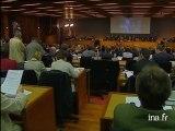 Résumé de la journée de l'élection du Président du Conseil régional