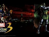 Marvel vs Capcom 3 Doctor Doom Theme