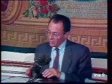 Michel Rocard : conférence de presse