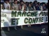 La Marche de l'Egalité (Marche des Beurs), le bilan des marcheurs - Archive vidéo INA