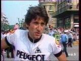 La loi du milieu du Tour de France - Archive vidéo INA