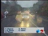 Tour de France 1996 chute dans le prologue à Saint-Brieuc - Archive vidéo INA