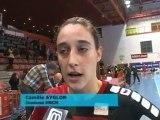 Le HBC Nîmes bat Cergy-Pontoise (Handball Fem D1)