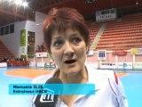 Le HBC Nîmes/Cergy-Pontoise: Les réactions (Handball F D1)