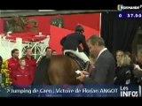 Jumping de Caen: Victoire de Florian Angot