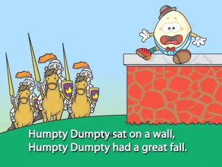 Nursery Rhyme: Humpty Dumpty read by Christina Milian for Sp