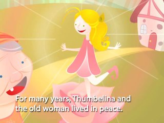 Fairy Tale: Thumbelina read by Trista Sutter for Speakaboos