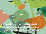 Fable: The Ugly Duckling Read by Cady Huffman for Speakaboos