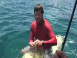 Surfing Fiji with Migaloo 2