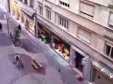 Casseurs et pilleurs à Lyon durant les manifs anti retraite