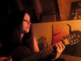 Karma Police - acoustic cover - radiohead