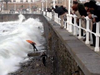 Surf & Bodyboard Accidents in Gijón - Spain