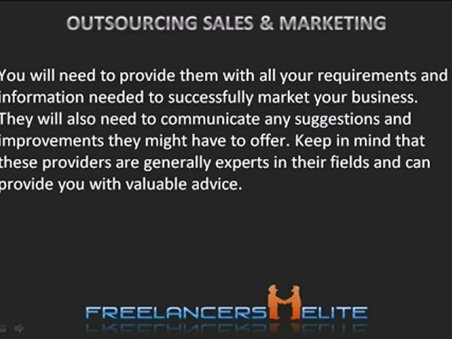 Project-Planning-Outsourcing-Sales-and-Marketing