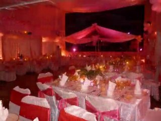 mariage, decoration salle mariage, table mariage, salle fete