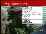 Immigration / régularisations