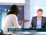 TF1/ Montebourg: les explications d'Audrey Pulvar